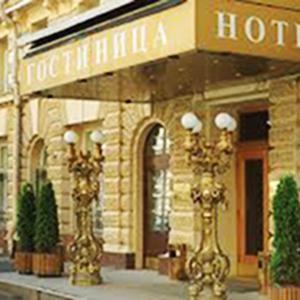 Гостиницы Пристени
