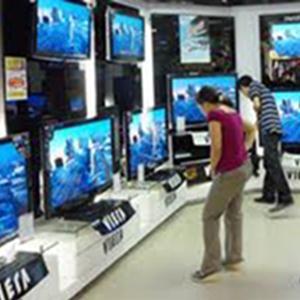 Магазины электроники Пристени