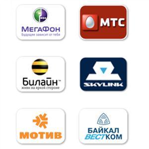 Операторы сотовой связи Пристени