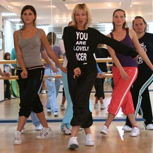 Школы танцев Пристени