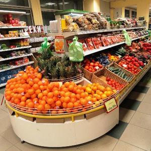 Супермаркеты Пристени